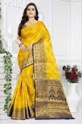 Riva Enterprise Banarasi Silk Saree Antra Vol-2