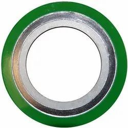 Natural Stainless Steel Spiral Wound Gasket, For Industrial