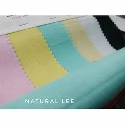Casual Plain Cotton Shirting Fabric