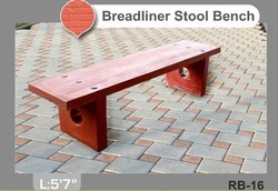 RCC Breadliner Stool Bench