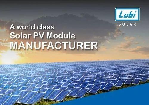 310 W Solar Module & 320 W Solar Module Manufacturer from