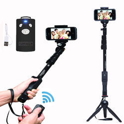 Yunteng Yt-1288 Bluetooth Selfie Sticks