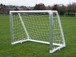 Football Goal Post 100mm 4 Inch Metco Movable