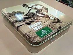 1 Kg Tin Box