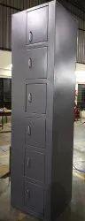 7ft Powder Coated Storage Rack