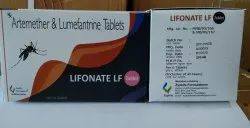 Arthemether Lumefantrine Tablet
