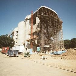 Institution Building Construction
