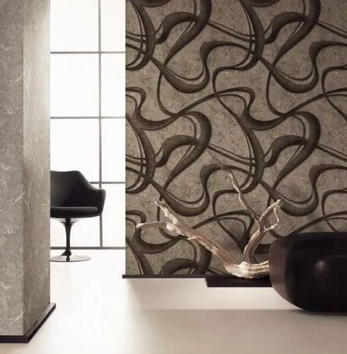 Royal Pattern Artier Walls Pvc Wallpaper For Home Rs 1900 Roll Id 21481653188