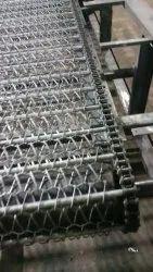 Heavy Duty Wire Mesh Metallic Conveyor Belt