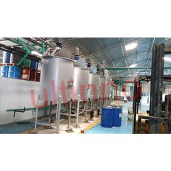 Chemical Mixing Blending Tank