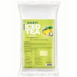 Society Iced Tea Lemon Instant Green Tea Premix