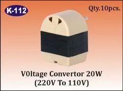 K-112 Voltage Converter (20W)
