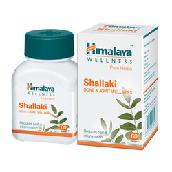 Shallaki, Packaging Size: 60 Tablets