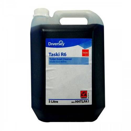 Diversey Taski R6 Toilet Bowl Cleaner Pack Size 5 Ltrs