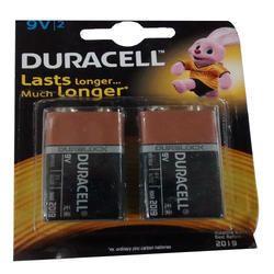 9v- Duracell- Battery
