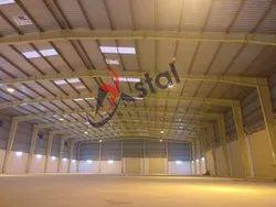 Pre Engineered Industrial Building
