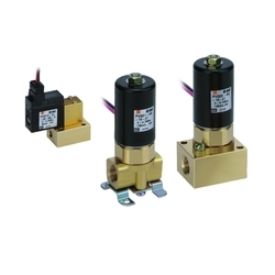 SMC Compact Proportional Solenoid Valve PVQ