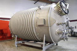 Non Stirred Pressure Vessel