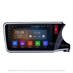 Honda City New Android Player
