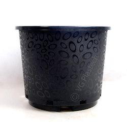 Watering Plastic Pots