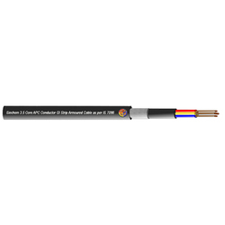 3.5 Core APC Conductor GI Strip Armoured Cable