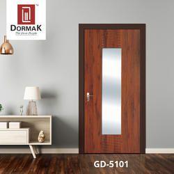 GD-5101 Decorative Designer Wooden Glass Door