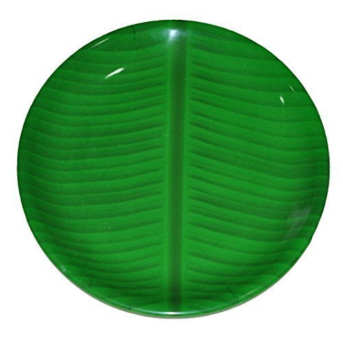 Green Round Banana Leaf Disposable Paper Plate  sc 1 st  IndiaMART & Green Round Banana Leaf Disposable Paper Plate Rs 7.5 /bunch | ID ...