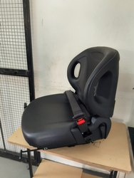 Forklift Safety Seat Assembly