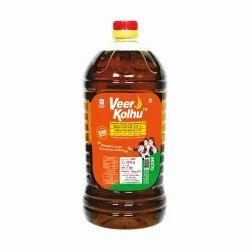 2L Veer Kolhu Premium Kachhi Ghani Mustard Oil