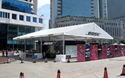 Trendy Exhibition Tent