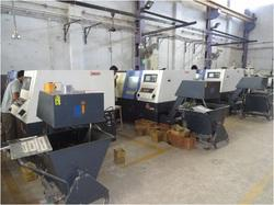 Semi Automatic Numerically Controlled Lathes, Maximum Turning Length: 1500 - 2000 Mm, Maximum Turning Diameter: 0-500 Mm