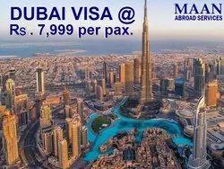Dubai (UAE) Visa With Ok To Board