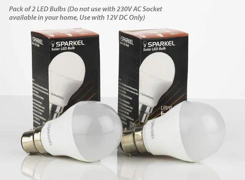 Sparkel 12v 9w 2dcvb22 Holder Solar Bulb For Outdoor,indoor Light(spledb  902b22)