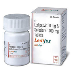 Ledipasvir And Sofosbuvir Tablets