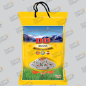 Multilayer Laminated Center Seal Pouch with Dori