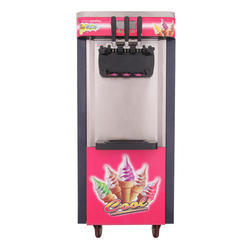 6 L 3 Jar Softy Ice Cream Machine