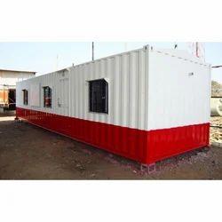 Portable Modular Office Cabins
