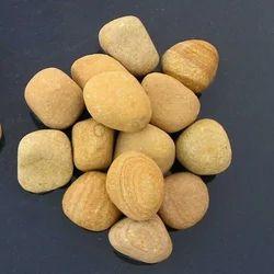 Teak Sandstone Pebbles