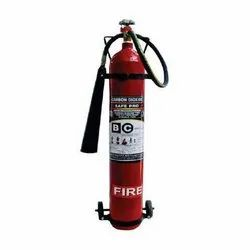 Safe Pro B and C 6.5Kg CO2 Fire Extinguisher, For Industrial