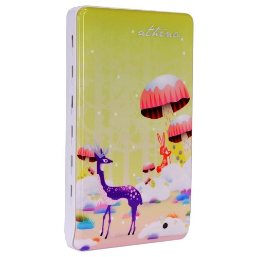2.5 inch Athena SuperSpeed USB 3.0 External SATA HDD Enclosure Deer  Supports up to 1TB