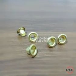 No. 600 Brass Eyelets Golden