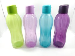 Phoenix India Tupperware Ltr Aquasafe Fliptop Water Bottle Set Of, Capacity: 1 Litre