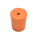 Rubber Stopper With Hole