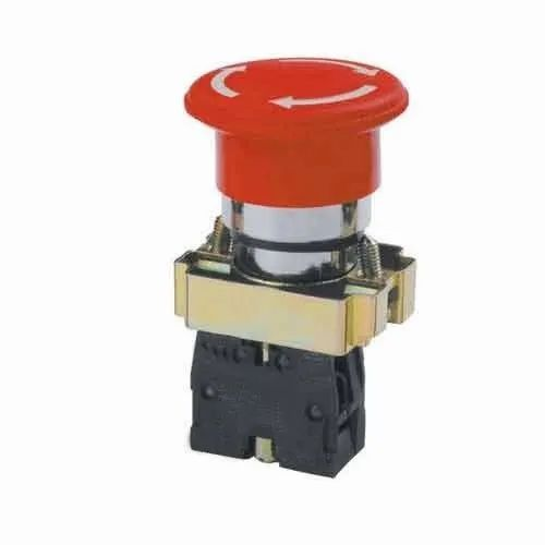 Jigo 10A Emergency Stop Push Button, Rs 35 /piece Delhi Electricals | ID:  21441740648