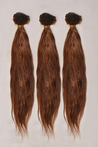 Women Natural Black & Brown Bleached Hair
