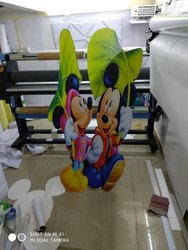 Mickey Mouse Banner Printing Service