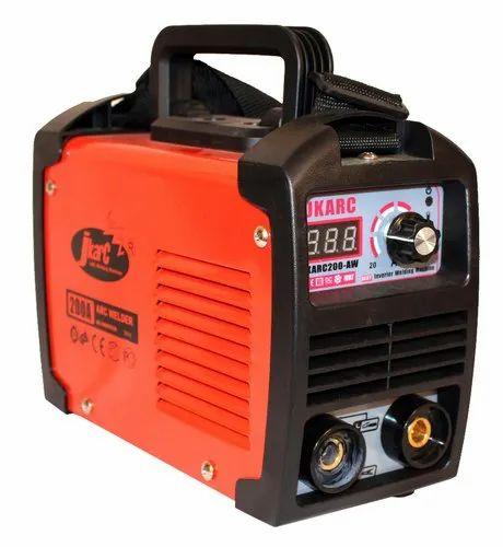 JKARC 200A ARC Welder IGBT Inverter Welding Machine at Rs 6500/piece | Inverter  Welding Machine | ID: 20502568388