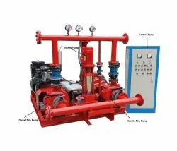 Fire Fighting System Packaged System Products