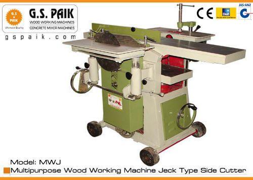 Woodworking Machines Wood Working Machine With Jack Type