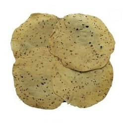 methi papad
